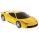 Легковой автомобиль Rastar Ferrari 458 Italia (53400-8) 1:18 25 см