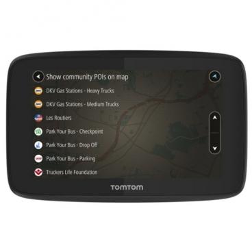 Навигатор TomTom GO PROFESSIONAL 520