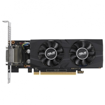 Видеокарта ASUS GeForce GTX 1050 Ti 1303MHz PCI-E 3.0 4096MB 7008MHz 128 bit DVI HDMI HDCP OC Low Profile