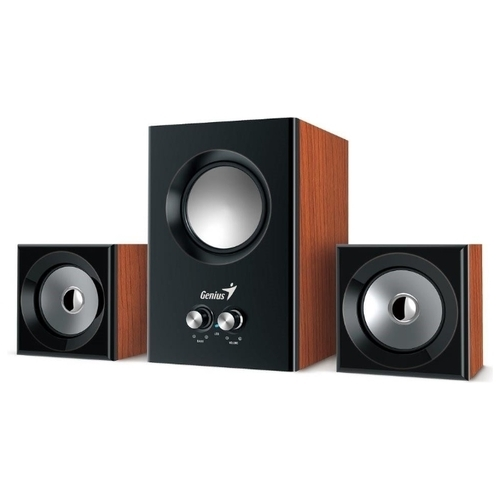 Компьютерная акустика Genius SW-2.1 375