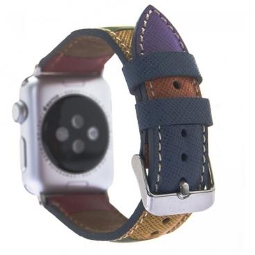 Bouletta Кожаный ремешок для Apple Watch 42/44 мм (rain)
