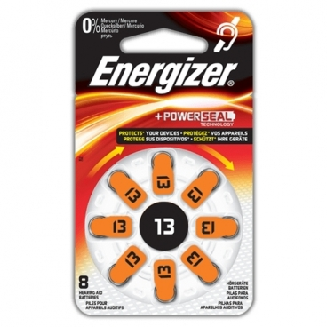 Батарейка Energizer Zinc Air 13