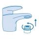 Фильтр-переходник SoWash для соединения системы SoWash с краном (с внешней резьбой)