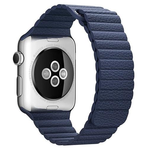 Mokka Ремешок Leather Loop для Apple Watch 42/44mm