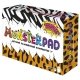 Планшет MonsterPad Зебра/леопард