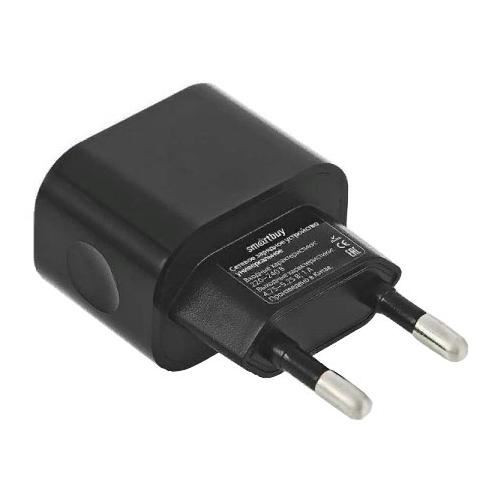 Сетевая зарядка SmartBuy Nitro SBP-1001MC