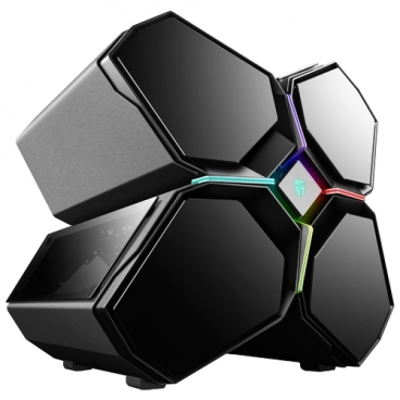 Компьютерный корпус Deepcool Quadstellar Black