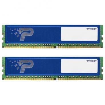 Оперативная память 8 ГБ 2 шт. Patriot Memory PSD416G2133KH
