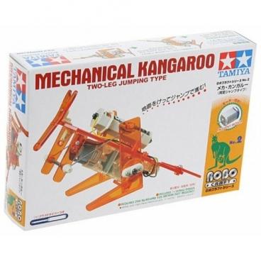 Электромеханический конструктор Tamiya Robo Craft 71102 Механический кенгуру