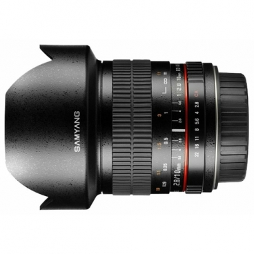 Объектив Samyang 10mm f/2.8 ED AS NCS CS Sony E