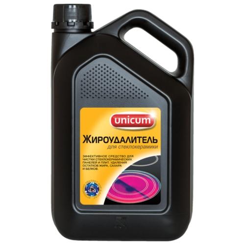 Жироудалитель для чистки стеклокерамических плит Unicum