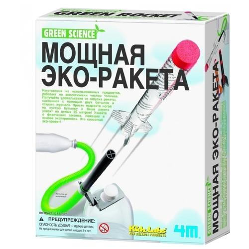 Набор 4M Мощная эко-ракета 00-03298