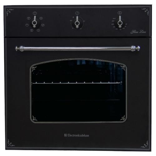 Электрический духовой шкаф Electronicsdeluxe 6006.03эшв-011