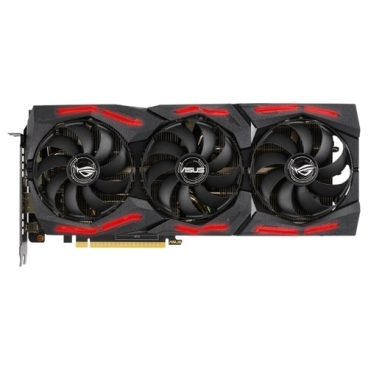 Видеокарта ASUS ROG GeForce RTX 2060 SUPER 1680MHz PCI-E 3.0 8192MB 14000MHz 256 bit 2xDisplayPort 2xHDMI HDCP STRIX GAMING EVO Advanced