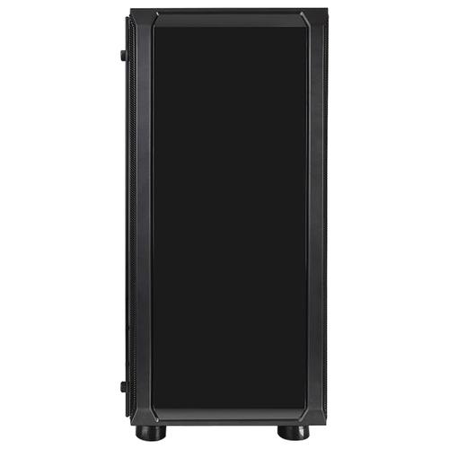 Компьютерный корпус Thermaltake Versa J23 TG Edition CA-1L6-00M1WN-00 Black