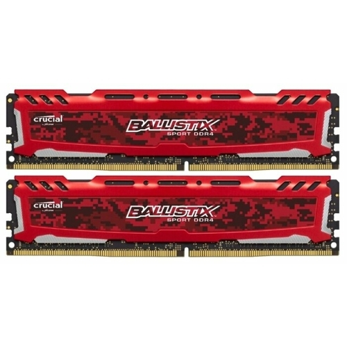Оперативная память 8 ГБ 2 шт. Ballistix BLS2C8G4D240FSE