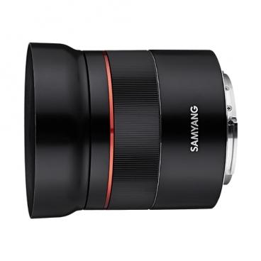 Объектив Samyang AF 45mm f/1.8 FE AS UMC Sony E