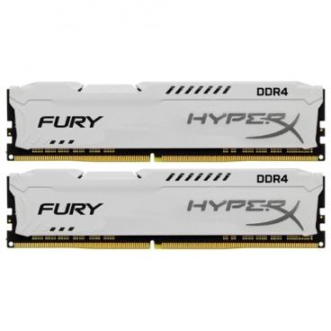 Оперативная память 16 ГБ 2 шт. HyperX HX434C19FWK2/32