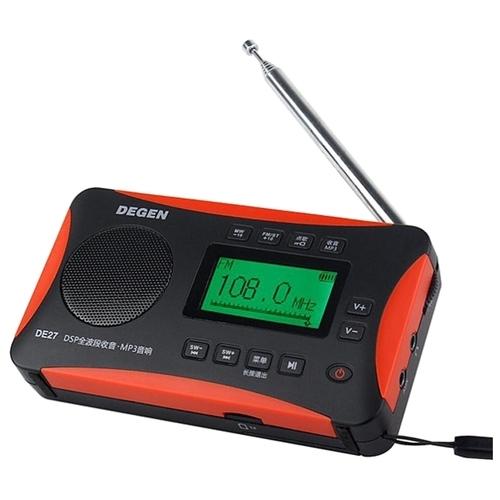 Радиоприемник Degen DE-27