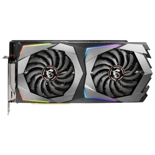 Видеокарта MSI GeForce RTX 2070 1410MHz PCI-E 3.0 8192MB 14000MHz 256 bit HDMI HDCP GAMING
