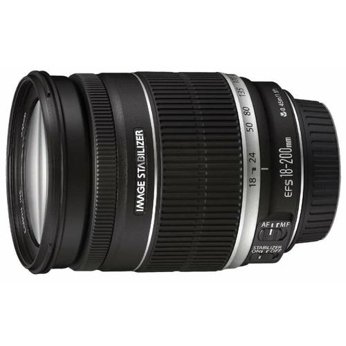 Объектив Canon EF-S 18-200mm f/3.5-5.6 IS
