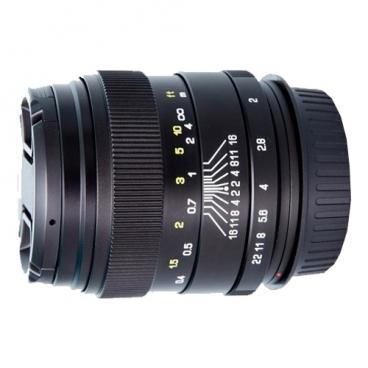 Объектив Mitakon Creator 35mm f/2 Nikon F