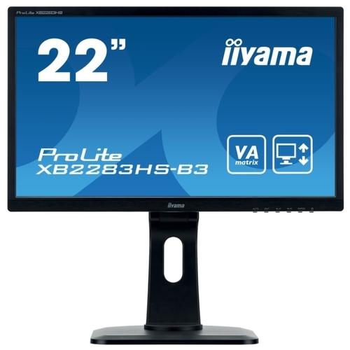 Монитор Iiyama ProLite XB2283HS-B3