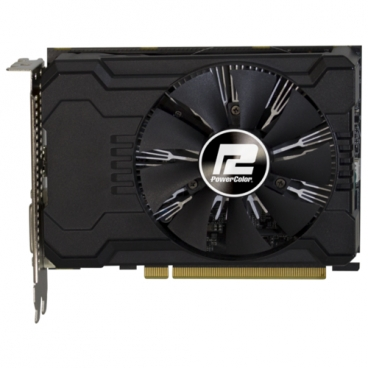 Видеокарта PowerColor Radeon RX 550 1190Mhz PCI-E 3.0 2048Mb 6000Mhz 128 bit DVI HDMI HDCP Red Dragon OC