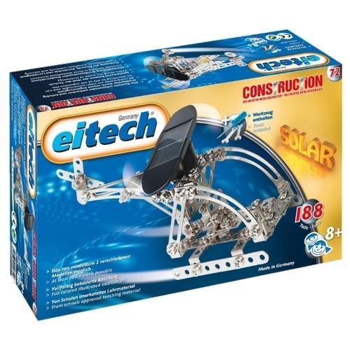 Электромеханический конструктор Eitech Solar C72 Вертолет и аэроплан