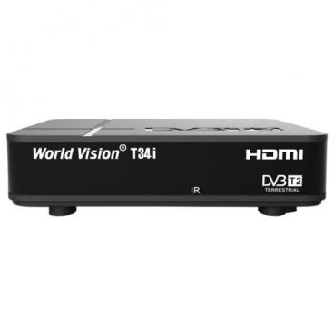 TV-тюнер World Vision T34i
