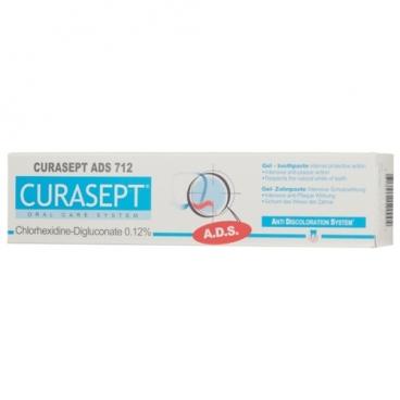 Зубная паста Curaprox Curasept ADS 712, мята