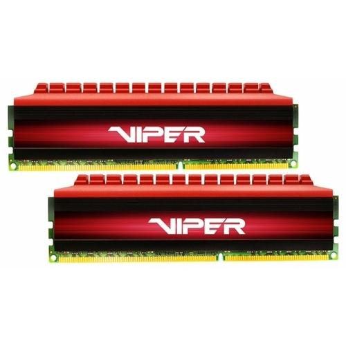 Оперативная память 8 ГБ 2 шт. Patriot Memory PV416G240C5K
