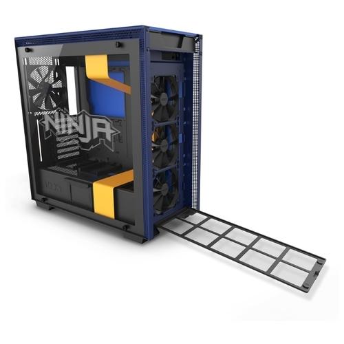 Компьютерный корпус NZXT H700i Ninja