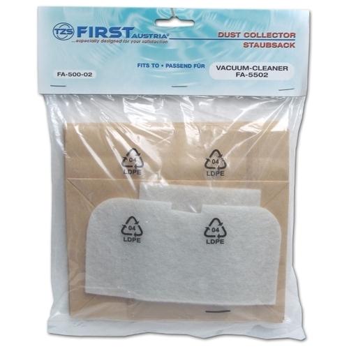 FIRST AUSTRIA Набор мешок+фильтры FA-500-02