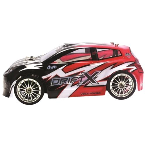 Легковой автомобиль Himoto Drift X (E18DTL) 1:18 24.5 см