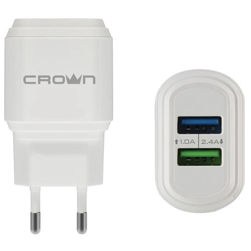 Сетевая зарядка CROWN MICRO CMWC-3032