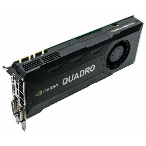 Видеокарта HP Quadro K5200 PCI-E 3.0 8192Mb 256 bit 2xDVI