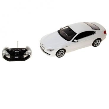 Легковой автомобиль Rastar BMW 6 Series (42600) 1:14 35 см
