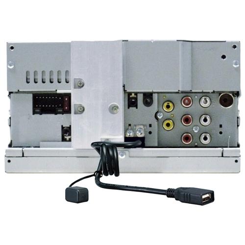 Автомагнитола JVC KW-V320BT