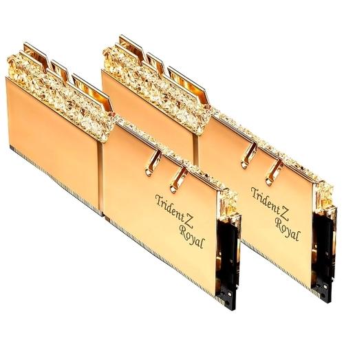 Оперативная память 8 ГБ 2 шт. G.SKILL F4-4800C18D-16GTRG