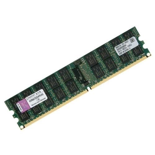 Оперативная память 4 ГБ 1 шт. Kingston KVR667D2D4P5/4G