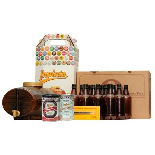 Мини-пивоварня InPinto Premium,