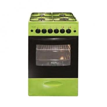 Плита Лысьва ГП 400 МС зеленый