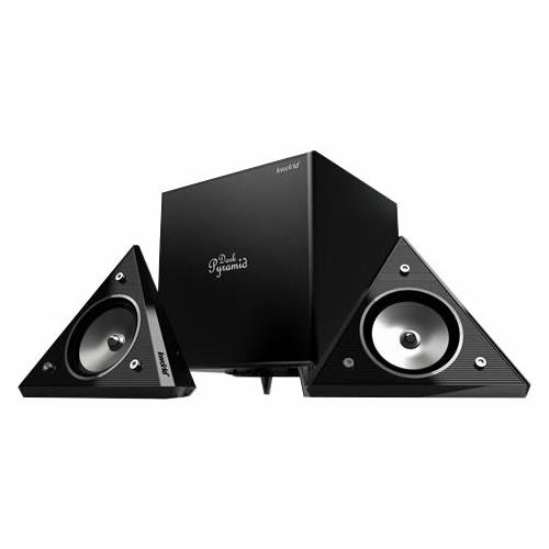Компьютерная акустика KWorld Dark Pyramid D8U