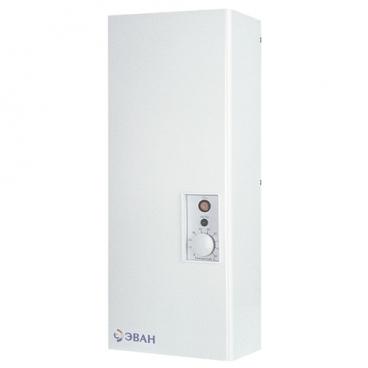 Электрический котел ЭВАН С2 5 5 кВт одноконтурный