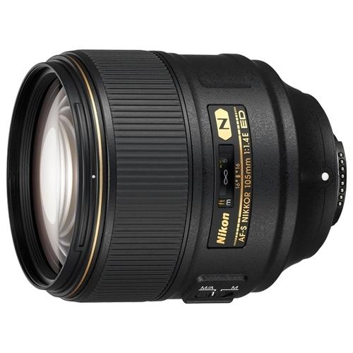 Объектив Nikon 105mm f/1.4E ED AF-S Nikkor