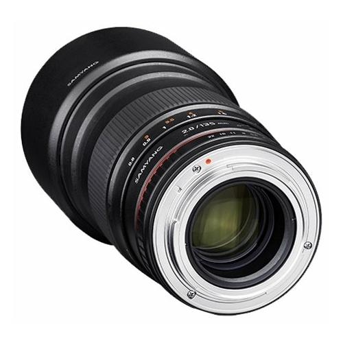 Объектив Samyang 135mm f/2 ED UMC Fujifilm X