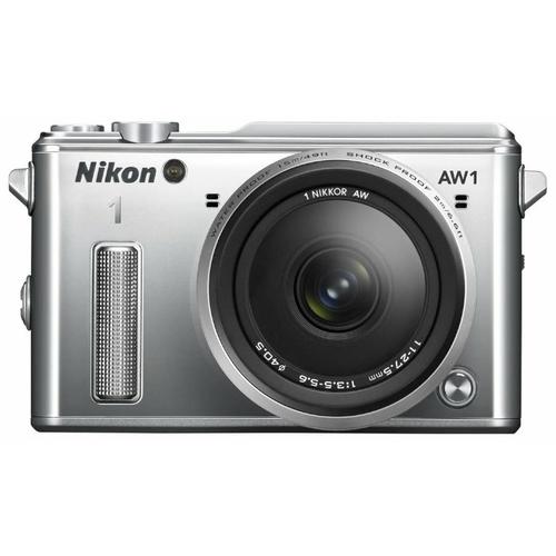 Фотоаппарат Nikon 1 AW1 Kit