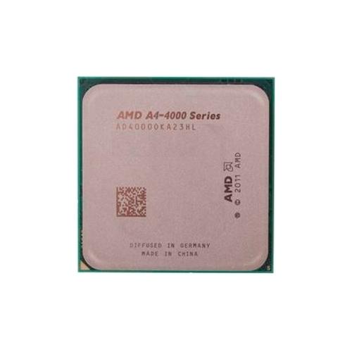 Процессор AMD A4 Richland