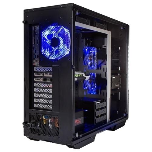 Компьютерный корпус IN WIN 509 (BXR148) w/o PSU Black